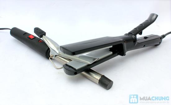 Chọn 01 trong 02 sản phẩm: máy làm xoăn hoặc máy duỗi tóc - Chỉ 87.000đ - 9