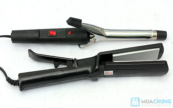 Chọn 01 trong 02 sản phẩm: máy làm xoăn hoặc máy duỗi tóc - Chỉ 87.000đ - 3