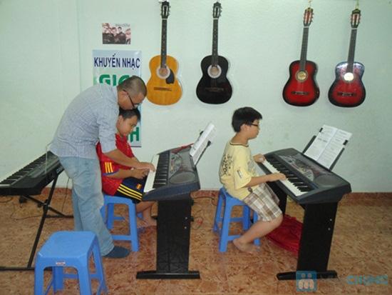 Khóa học nhạc và nhạc cụ (2 tháng) tại Trung tâm Khuyến học Giai Điệu Xanh - Chỉ 100.000đ được phiếu trị giá 1.200.000đ - 6