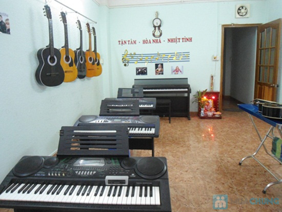 Khóa học nhạc và nhạc cụ (2 tháng) tại Trung tâm Khuyến học Giai Điệu Xanh - Chỉ 100.000đ được phiếu trị giá 1.200.000đ - 2