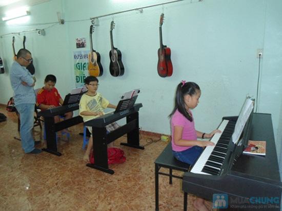Khóa học nhạc và nhạc cụ (2 tháng) tại Trung tâm Khuyến học Giai Điệu Xanh - Chỉ 100.000đ được phiếu trị giá 1.200.000đ - 7