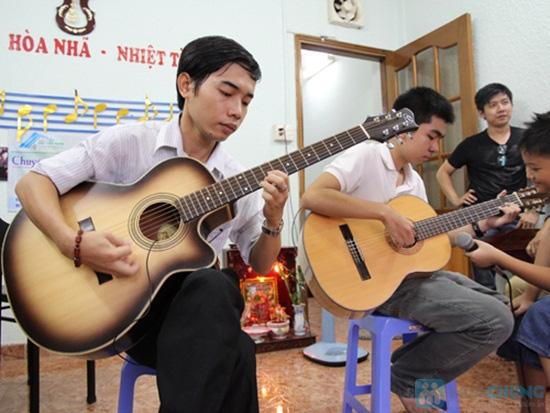 Khóa học nhạc và nhạc cụ (2 tháng) tại Trung tâm Khuyến học Giai Điệu Xanh - Chỉ 100.000đ được phiếu trị giá 1.200.000đ - 13