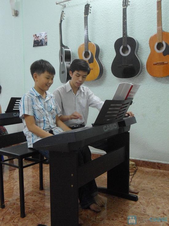 Khóa học nhạc và nhạc cụ (2 tháng) tại Trung tâm Khuyến học Giai Điệu Xanh - Chỉ 100.000đ được phiếu trị giá 1.200.000đ - 1