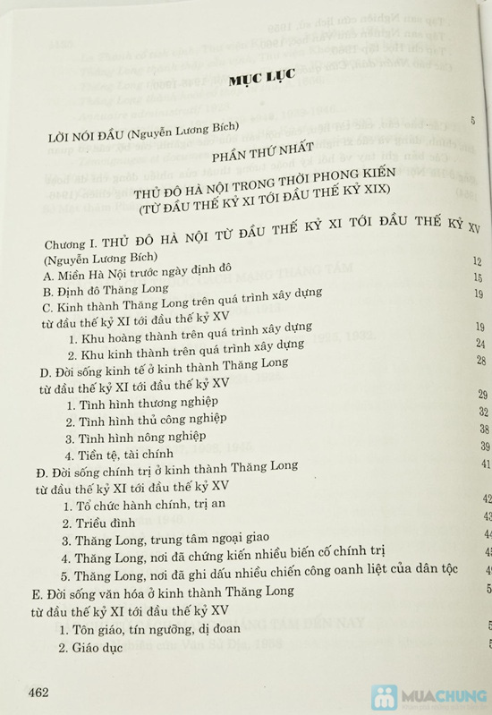 Lịch sử thủ đô Hà Nội – Trần Huy Liệu chủ biên. Chỉ với 72.000đ - 5