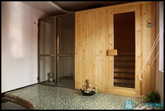 Tận hưởng 75 phút Massage đá nóng với tinh dầu Oliu tại Hair&Spa Trang A Thành chỉ với 100.000đ - 2
