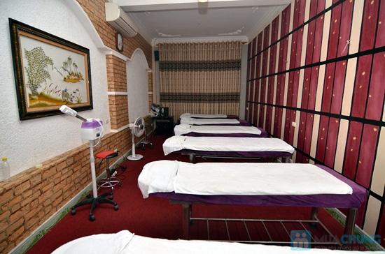 Tận hưởng 75 phút Massage đá nóng với tinh dầu Oliu tại Hair&Spa Trang A Thành chỉ với 100.000đ - 5