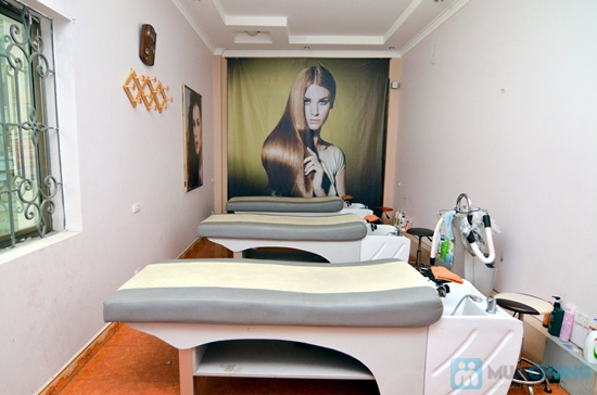 Tận hưởng 75 phút Massage đá nóng với tinh dầu Oliu tại Hair&Spa Trang A Thành chỉ với 100.000đ - 4