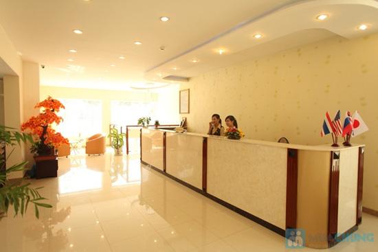 Khách sạn chuẩn 3* quốc tế Trendy, bên bờ Đông của sông Hàn thơ mộng. Phòng Superior cho 02 người kèm ăn sáng. Chỉ 400.000đ/đêm - 4