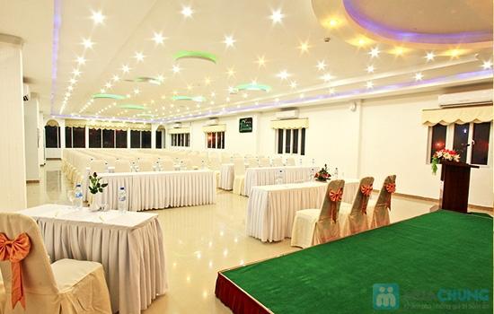 Khách sạn chuẩn 3* quốc tế Trendy, bên bờ Đông của sông Hàn thơ mộng. Phòng Superior cho 02 người kèm ăn sáng. Chỉ 400.000đ/đêm - 12