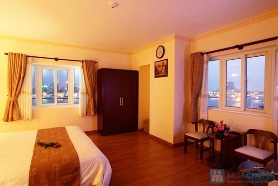 Khách sạn chuẩn 3* quốc tế Trendy, bên bờ Đông của sông Hàn thơ mộng. Phòng Superior cho 02 người kèm ăn sáng. Chỉ 400.000đ/đêm - 5