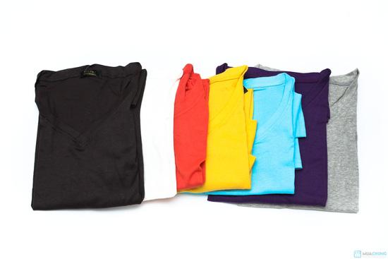 áo thời trang dáng dài cho bạn gái - 6