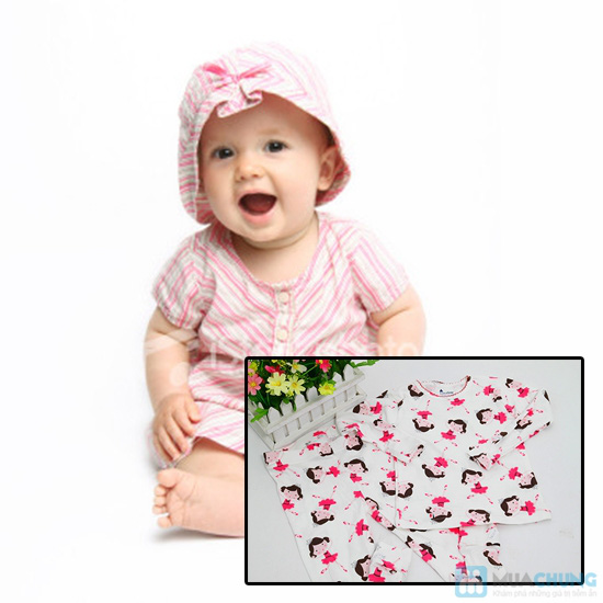 Bộ quần áo dành cho bé - Chỉ với 70.000đ/ 01 bộ - 6
