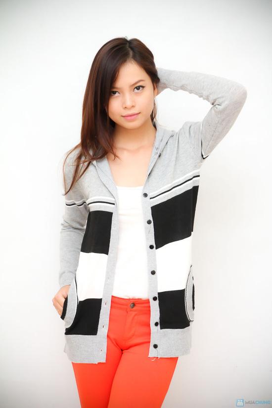 Áo cardigan len dành cho nữ - 2