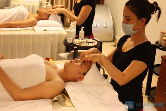Liệu trình Face care kết nối khách hàng của Marilyn Monroe Spa - Chỉ 35.000đ - 2