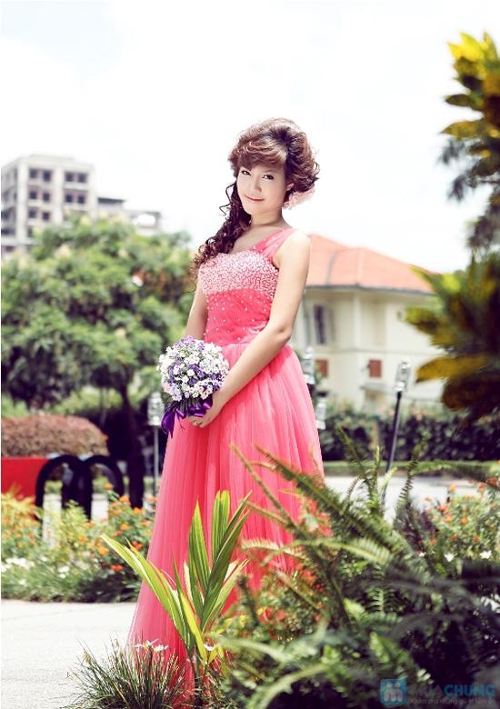 Chương trình Bán và cho Thuê váy cưới, váy chụp, dạ hội, và váy ngắn - Chỉ với 100.000đ được phiếu trị giá 3.000.000đ - 2