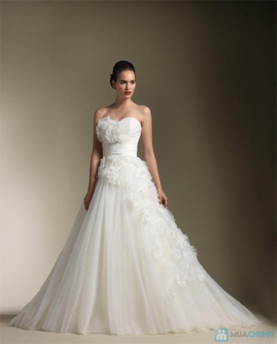 Chương trình Bán và cho Thuê váy cưới, váy chụp, dạ hội, và váy ngắn - Chỉ với 100.000đ được phiếu trị giá 3.000.000đ - 5