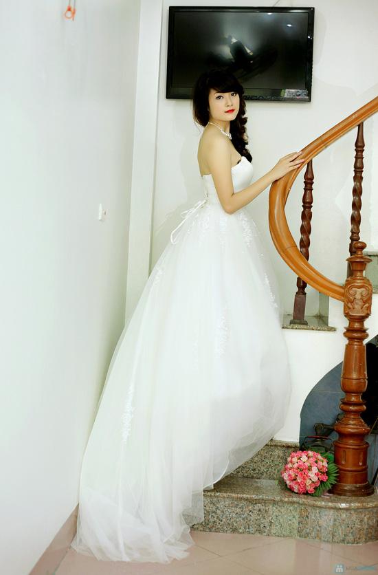 Chương trình Bán và cho Thuê váy cưới, váy chụp, dạ hội, và váy ngắn - Chỉ với 100.000đ được phiếu trị giá 3.000.000đ - 4