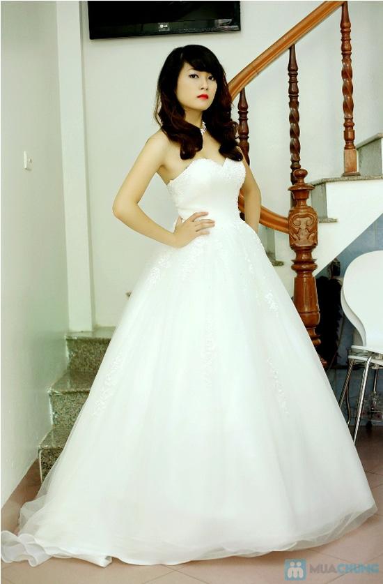 Chương trình Bán và cho Thuê váy cưới, váy chụp, dạ hội, và váy ngắn - Chỉ với 100.000đ được phiếu trị giá 3.000.000đ - 3