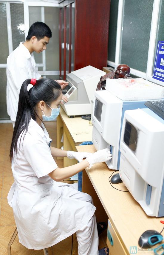 Khám sức khỏe với 06 loại xét nghiệm chuyên sâu tại Trung tâm chuẩn đoán y khoa VipLab - Chỉ với 150.000đ - 5