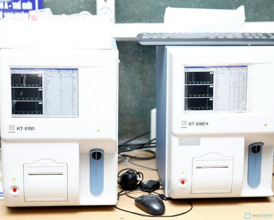 Khám sức khỏe với 06 loại xét nghiệm chuyên sâu tại Trung tâm chuẩn đoán y khoa VipLab - Chỉ với 150.000đ - 10