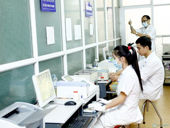 Khám sức khỏe với 06 loại xét nghiệm chuyên sâu tại Trung tâm chuẩn đoán y khoa VipLab - Chỉ với 150.000đ - 6