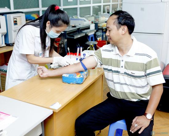 Khám sức khỏe với 06 loại xét nghiệm chuyên sâu tại Trung tâm chuẩn đoán y khoa VipLab - Chỉ với 150.000đ - 1