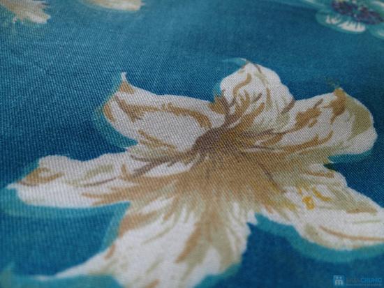 Bộ chăn ga gối kiểu dáng Hàn Quốc 100% cotton - Sang trọng và thanh lịch - Chỉ vói 655.000đ - 4