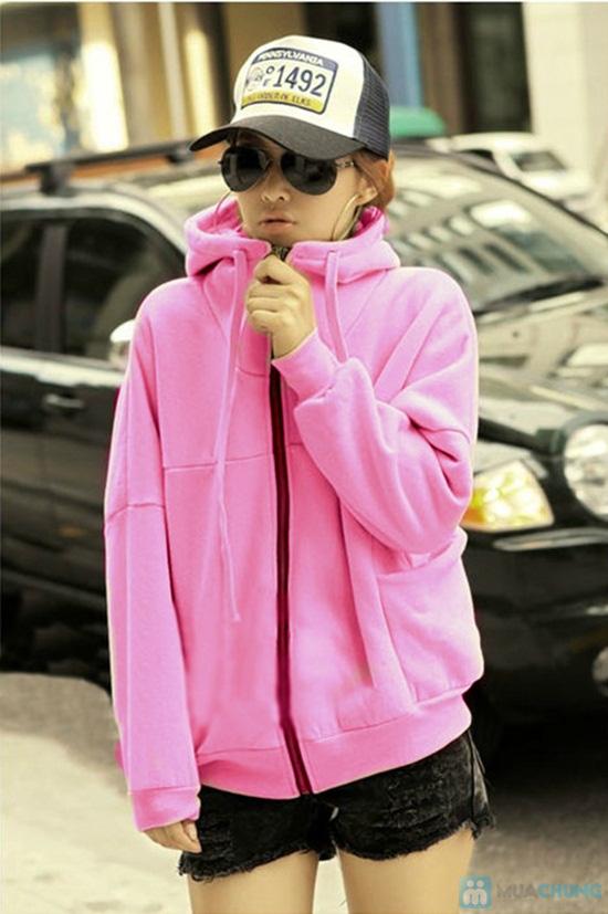 Áo khoác nữ cổ cao - Bảo vệ tối đa cho bạn gái trước cái nắng gay gắt ban ngày - Chỉ 115.000đ/ 1 chiếc - 7