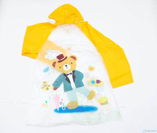 Áo mưa cho bé - Tiện dụng và giúp bé tự tin đến trường, không lo bị ướt - Chỉ với 77.000đ - 4