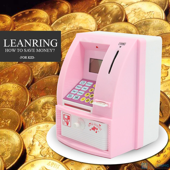 Tiết kiệm tài chính với máy ATM hello Kitty - Chỉ 234.000đ - 13