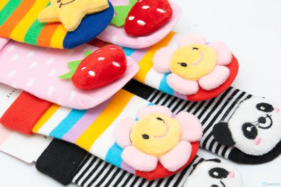 Combo 2 đôi tất 3D dạng giầy cho bé từ 1-3 tuổi - 4