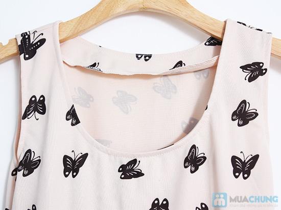 Đầm thun bướm - Chỉ 115.000đ - 5
