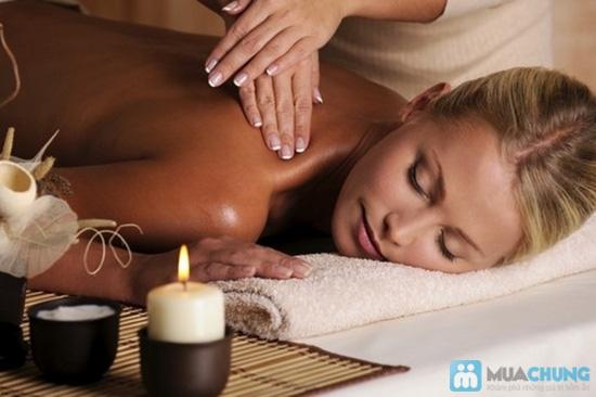 Dịch vụ Massage body và Đặc trị (nám, thâm, mụn nhăn) bằng tinh chất C tại Omega Spa - Chỉ 125.000đ - 2