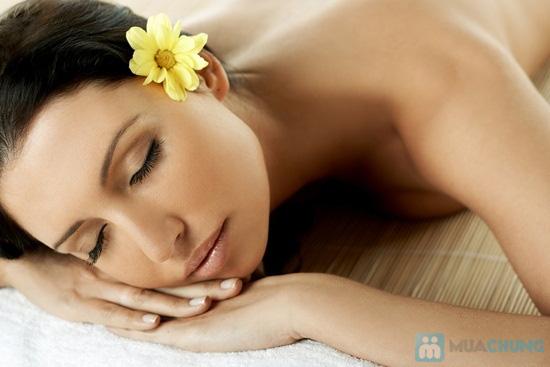 Dịch vụ Massage body và Đặc trị (nám, thâm, mụn nhăn) bằng tinh chất C tại Omega Spa - Chỉ 125.000đ - 1