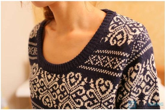 Áo len nữ dáng rộng cách điệu thời trang cho bạn gái - Chỉ với 140.000đ - 13