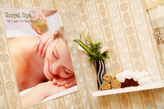 Tận hưởng gói Massage chân tại ROYAL Spa - Chỉ với 75.000đ - 9