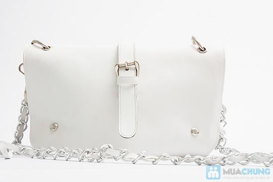Túi xách dạo phố dây xích, thiết kế thanh lịch, kiểu dáng thời trang - Chỉ 145.000đ/01 chiếc - 2