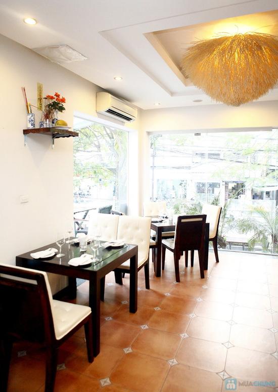 Set ăn Âu dành cho 02 người tại Nhà hàng Western Envy - Chỉ với 209.000đ - 13
