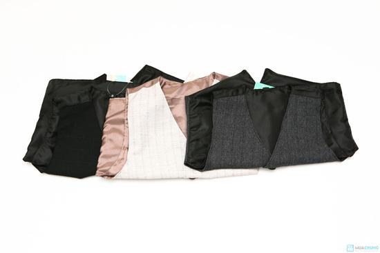 Bộ Quần áo gile âu trẻ em - 4