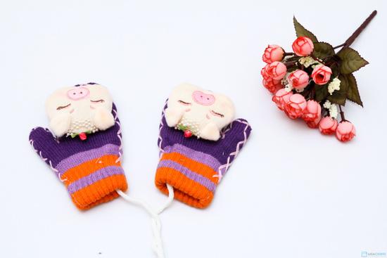 Combo 2 đôi găng tay hình thú cho bé yêu - Ấm áp và dễ thương - 8