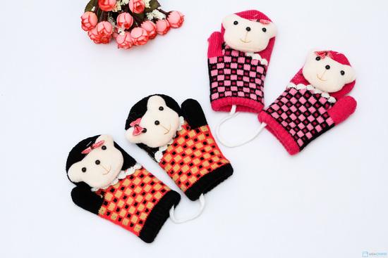 Combo 2 đôi găng tay hình thú cho bé yêu - Ấm áp và dễ thương - 4