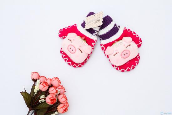 Combo 2 đôi găng tay hình thú cho bé yêu - Ấm áp và dễ thương - 7