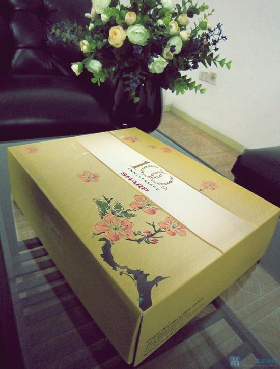 Bộ ấm trà men ngọc Hàn Quốc - quà tặng ý nghĩa cho ngày 20/11 - Chỉ 135.000đ/bộ - 6
