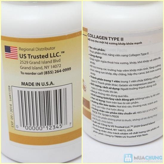 Collagen Type II (Hỗ trợ xương khớp) - 4