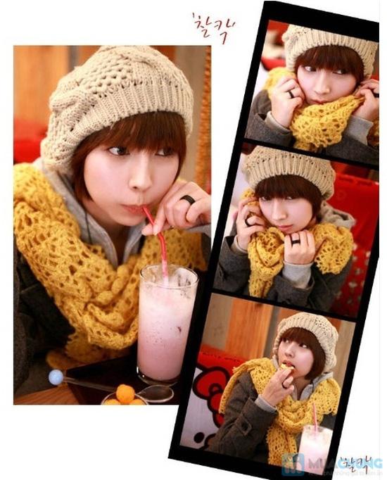 Mũ len bere thời trang cho bạn gái - Chỉ với 60.000đ - 4