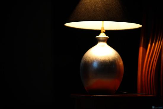 Đèn ngủ bằng gốm xinh xắn - 3