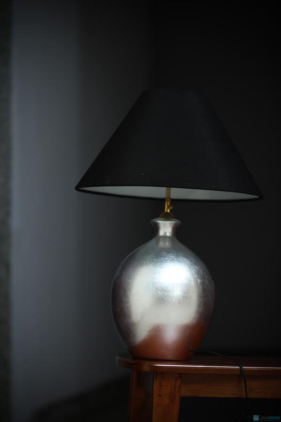 Đèn ngủ bằng gốm xinh xắn - 1