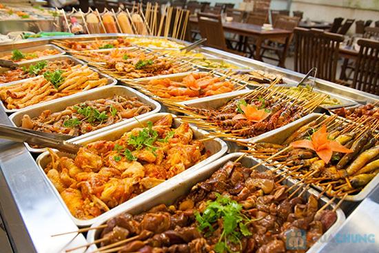 Buffet hải sản Happy Tôm - với hơn 70 món khác nhau - Chỉ với 329.000đ/ 01 người - 6