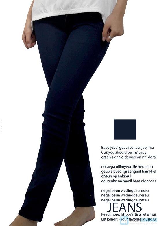 Quần jean dài cho nữ - co giãn 4 chiều - Chỉ 125.000đ/01 chiếc - 7
