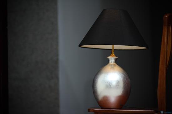 Đèn ngủ bằng gốm xinh xắn - 2